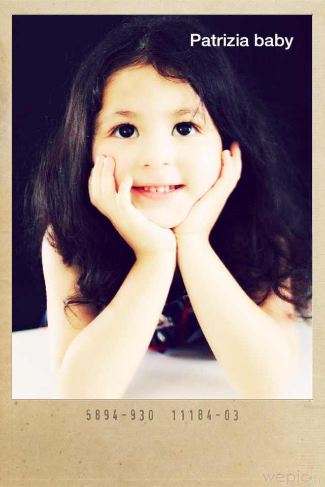 混血平面儿童模特_平面广告模特